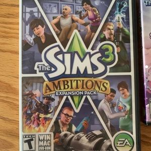 The Sims 3 Ambition Expansion Pack